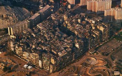"""""""Ciudad Anarquía"""" , la ciudad de la oscuridad"""